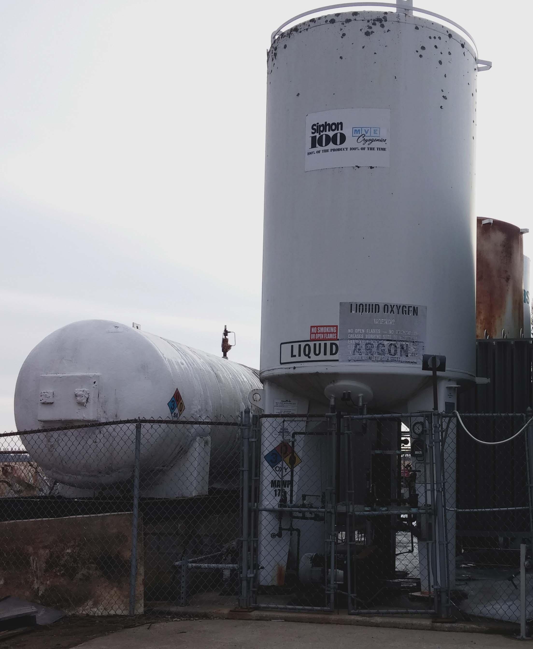 Bulk Gases - Thumb Welding Supplies, Inc